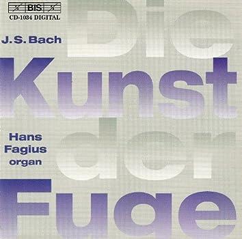Bach, J.S.: Kunst Der Fuge (Die) (The Art of Fugue), Bwv 1080