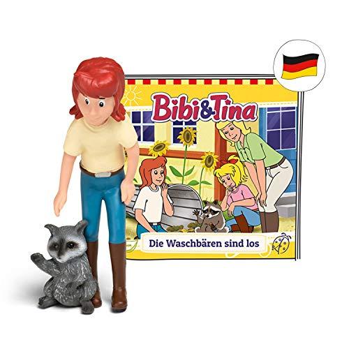 Cover des Mediums: Bibi und Tina: Tonie 272:Die Waschbären sind los