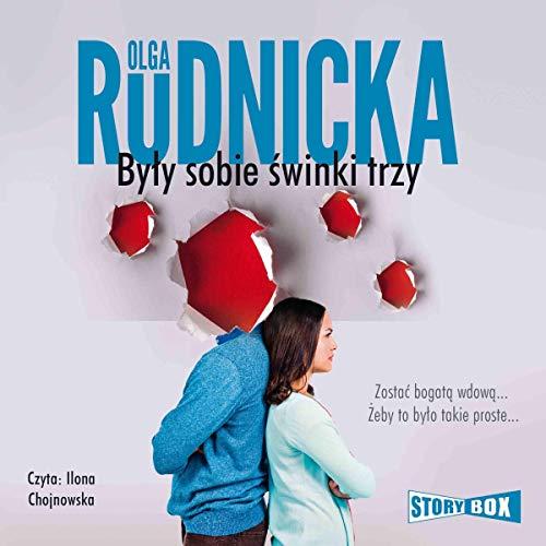 Diseño de la portada del título Były sobie świnki trzy