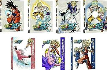 Dragon Ball Z Kai The Complete Season 1-7 Episodes 1~ 167