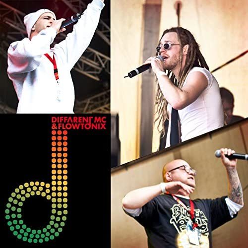Diffarent MC & Flowtonix feat. Digga Ras & Poc