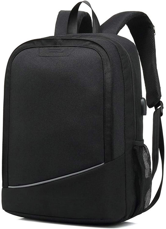 PZXY Freizeit Rucksack Einfache Männer Geschäft wasserdicht Reisen Doppel Schultertasche 32  18  46 cm B07JJH8D3B  Neue Sorten werden eingeführt