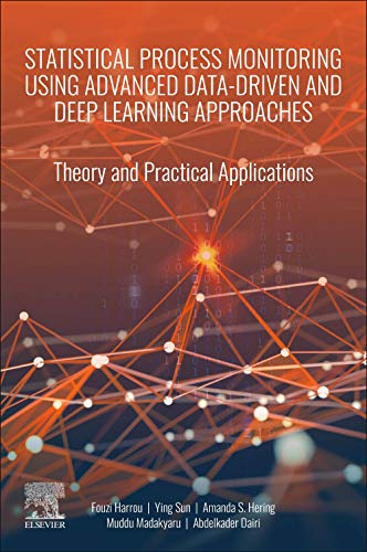 Statistical Process Monitoring Using Advanced Data-Driven and Deep Learning Approaches: Theory and Practical Applications