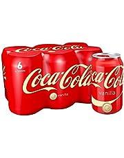 Coca-Cola Vainilla 6 x 330 ml