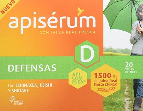 Apiserum Defensas 1500 mg...