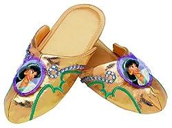Disney Jasmine Deluxe Slippers Kids from Amazon Prime