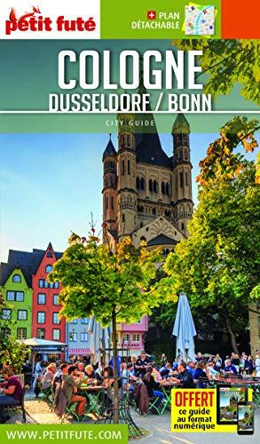 Petit futé Cologne, Düsseldorf, Bonn 2019: Guide (PETIT FUTE CITY GUIDE MONDE)