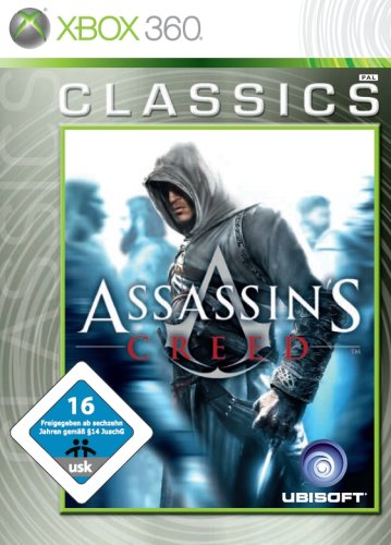 Ubisoft Assassins Creed Classics, Xbox 360 - Juego (Xbox 360, Xbox 360, Acción / Aventura, M (Maduro))
