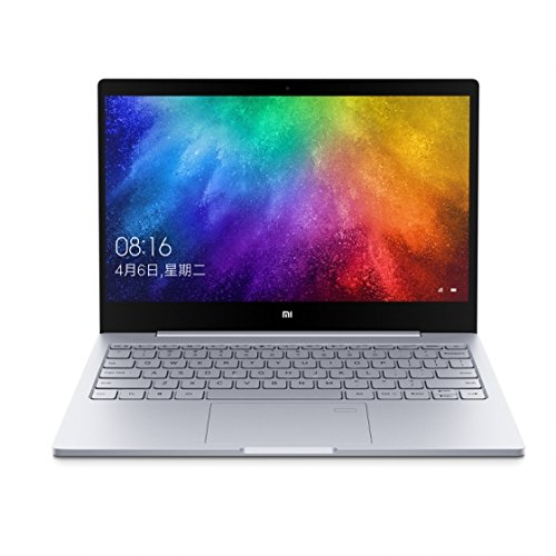 Original Xiaomi Mi Notebook Air 13.3 Inch Fingerprint Recognition i5-7200U Intel Core 8GB 256GB SSD Windows 10 Ultrabook Laptop