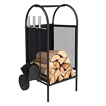 Best log carriers with wheels Reviews