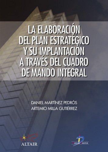 La elaboración del plan estratégico a traves del Cuadro de Mando Integral