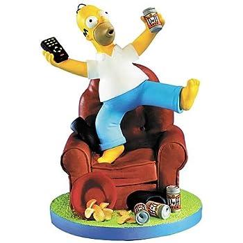 Simpsons  Woo-Hoo!  Misadventures of Homer Sculpture