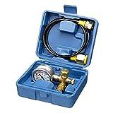 JINKEBIN Manómetro manómetros manómetros Kit de medición de medición de carga de gas nitrógeno Disyuntor hidráulico Martillo herramienta de accesorios compatible con Furukawa Soosan-JY04