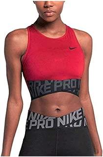 NIKE Women's Pro Intertwist Crop Tank Top