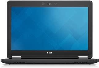 Dell Latitude E5250 12.5in Notebook PC - Intel Core i3-5010U 2.1GHz, 4GB RAM, 128GB SSD, Windows 10 Pro (Renewed)