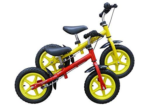 POINT-KIDS - lot de 2 vélos sans pédales 12\