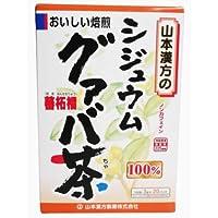 山本漢方のシジュウムグァバ茶100%(3g×20包)