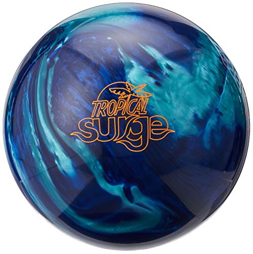 Storm Bowling Products Unisex's Storm Tropical Surge Bowling Ball-Teal/Blue...
