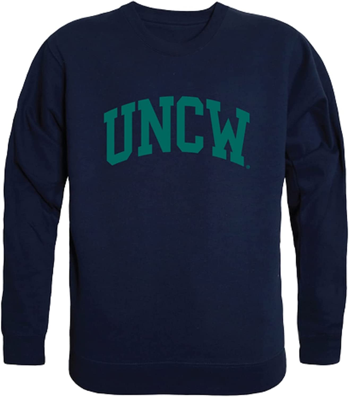 University Of North Carolina Wilmington Seahawks UNCW Arch Crewneck Sweatshirt