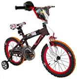 Hot Wheels Dynacraft Boys BMX Street/Dirt Bike with Hand Brake 16''...