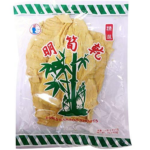 Dried Bamboo Shoot - 14oz