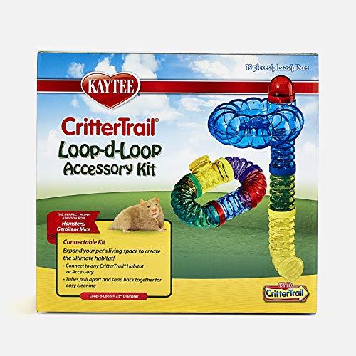 Super Pet Critter Trail Loop-d-Loop Kit d'accessoires