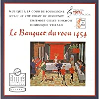 Music at Court of Burgandy by Ensemble Gilles Binchois