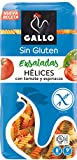 Gallo Helices Vegetales sin Gluten - 500 gr