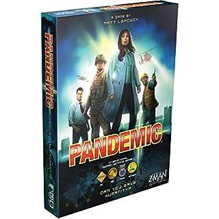 Z-Man Games Pandemia, Gioco da tavolo [Versione Inglese] (B00A2HD40E) | Amazon price tracker / tracking, Amazon price history charts, Amazon price watches, Amazon price drop alerts