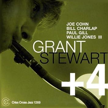 Grant Stewart + 4