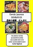 Comida japonesa DONBURI ES