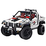 Tenger Technic - Vehículo todoterreno con bloques de construcción, 2,4 Ghz RC coche teledirigido, 2013 piezas, juego de construcción compatible con Lego Technic