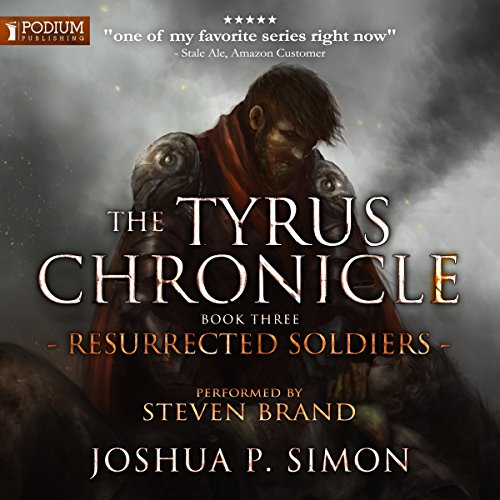 Resurrected Soldiers audiobook cover art