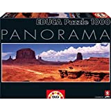 Educa Monument Valley USA Panorama Puzzle (1000 Piece), One Color by Educa