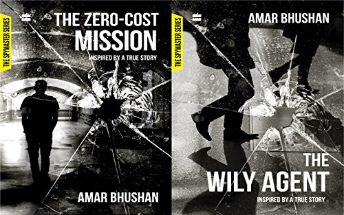 The Zero-Cost Mission/The Wily Agent (English Edition)