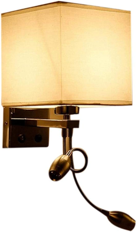 Wandlampenausgangslampenkorridor der modernen Art und Weise LED der Schlafzimmernachttischlampe