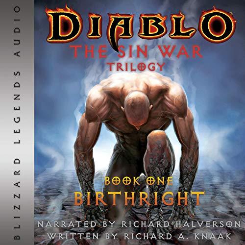 Diablo: The Sin War, Book 1: Birthright audiobook cover art