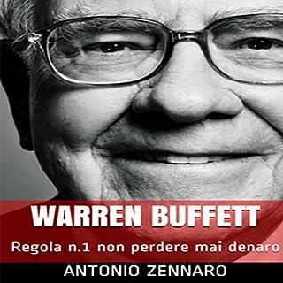 Warren Buffett copertina