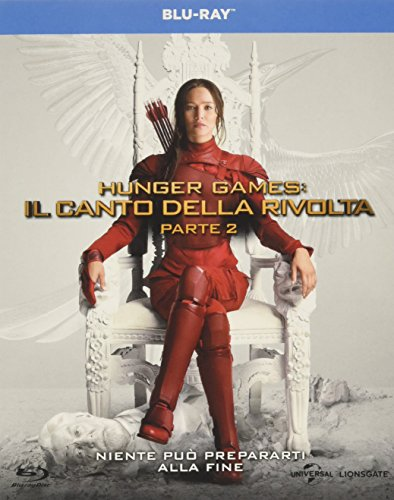 Hungher Games- Il Canto Della Rivolta Pt.2