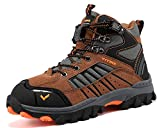 Kids Hiking Boots Boys Snow Boots Warm Winter Boots Outdoor Sports Camping Shoes Trekking shoes Climbing Sneakers Girls Walking Boots Ankle Boots Durable Comfortable