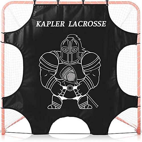 Lacrosse Goal Target Lacrosse Goal Shooting Target 6'X 6' Corner Targets for Shooting Practice...