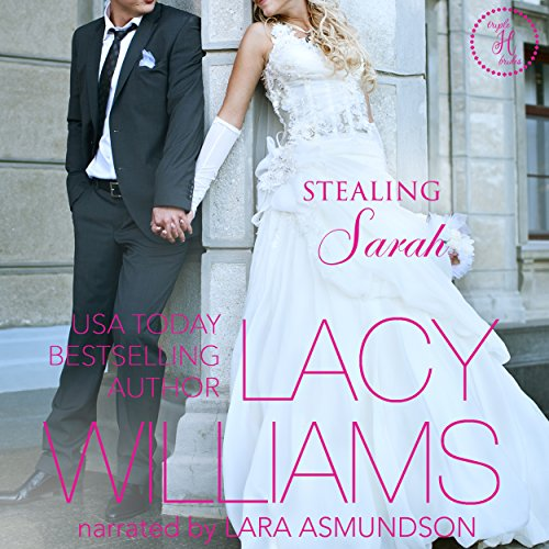 Stealing Sarah audiobook cover art