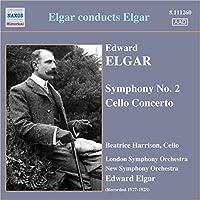 Elgar: Symphony 2/Cello Conc