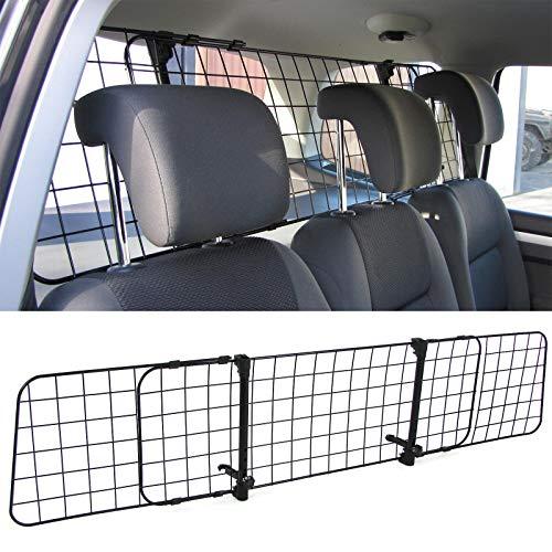 Tenzo-R 34270 PKW KFZ Auto Kombi Hundegitter Schutzgitter Gepäckraum verstellbar universal