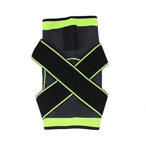 Mortimer Lamb Compression Knee Sleeve Sport - Beste Kniebandage für Männer und Frauen - Kniebandage für Laufen, Basketball, Gewichtheben, Fitness, Training, Bitte Größentabelle überprüfen (C)