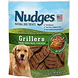 Nudges Chicken Grillers Canine Treats