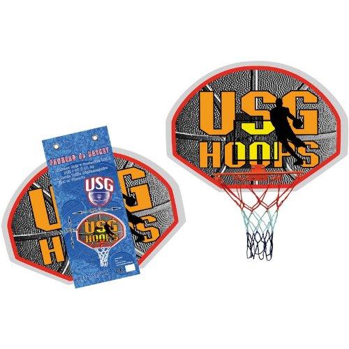 WDK Partner - CSL675 - Jeu de Plein Air - Jeu de Balle et de Ballon - Panneau de basket - 90x60cm
