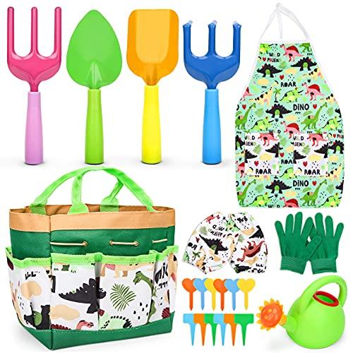 kit jardineria niños guantes Marca Aoskie