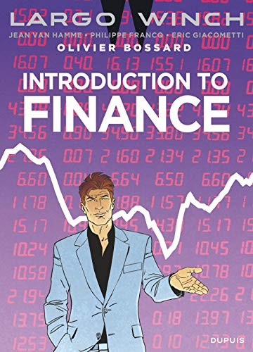 Largo Winch - Introduction to finance / Special edition (Edition anglaise)