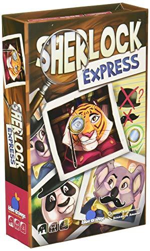Blue Orange- Sherlock Express, Couleur Non,...